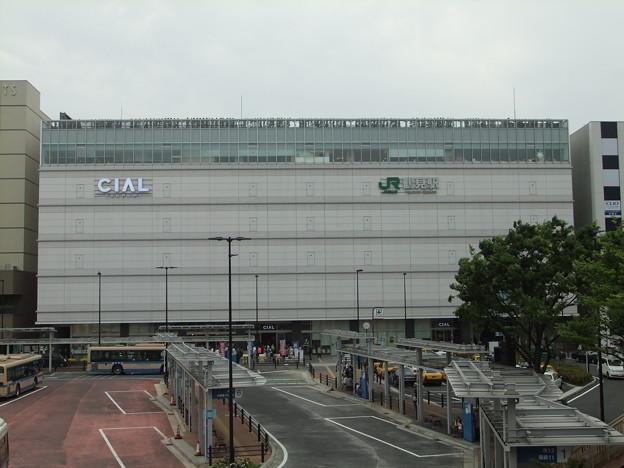[JR東日本]鶴見駅