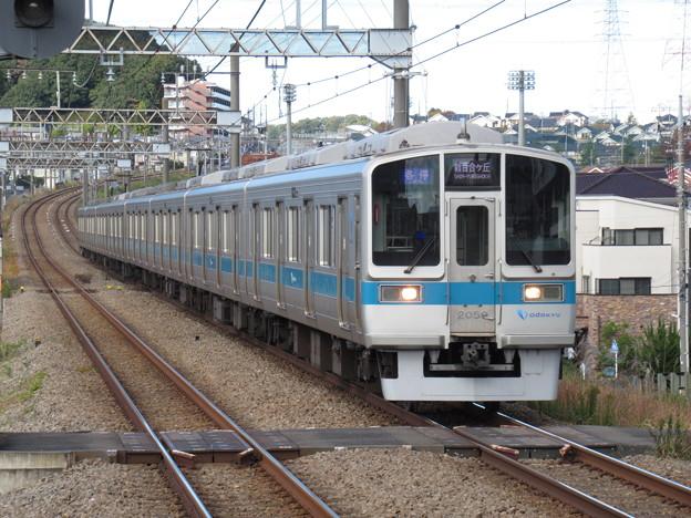 小田急多摩線2000形 2059F