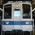 写真: 東武8000系 8574F