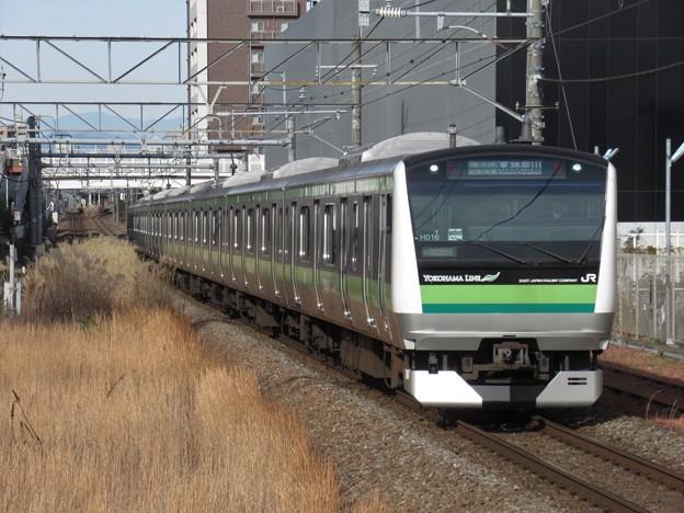 横浜線E233系6000番台 H016編成