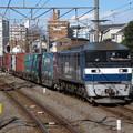 Photos: EF210-143+コキ