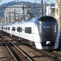 Photos: スーパーあずさE353系 S204+S104編成