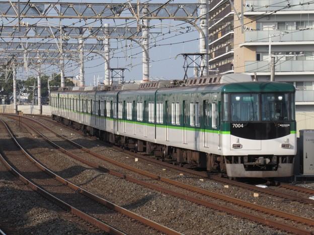 京阪線7000系 7054F
