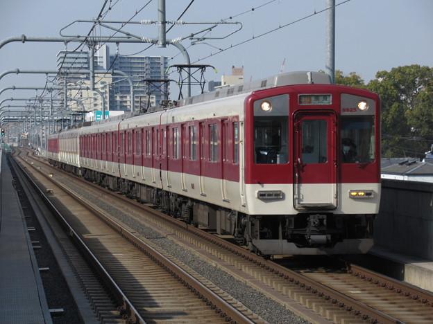 近鉄奈良線8810系 8926F+9021F+1270F