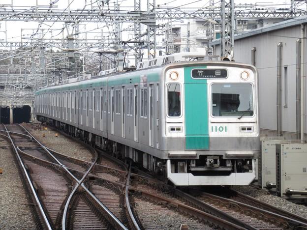 京都市営烏丸線10系 1101F