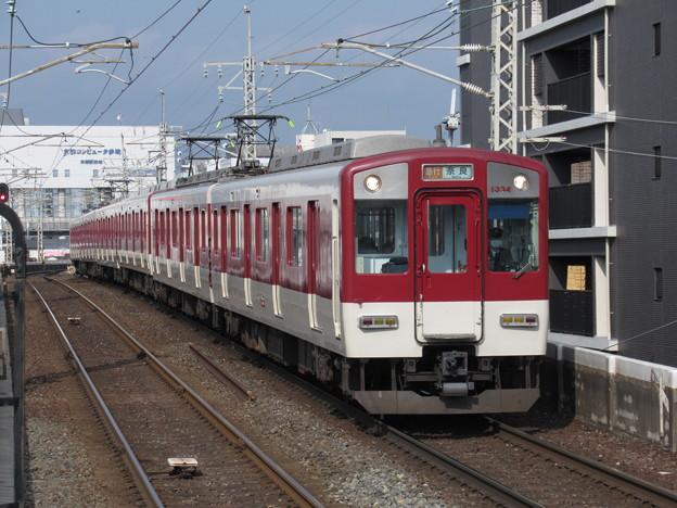 近鉄京都線1233系 1234F+9208F