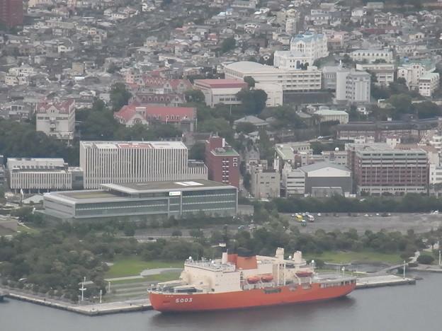 20170916 しらせ長崎入港48