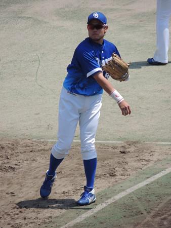 赤坂選手。