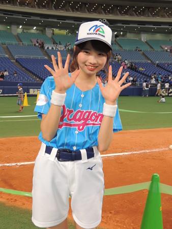 松尾優花さん。