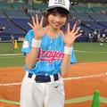 写真: 松尾優花さん。