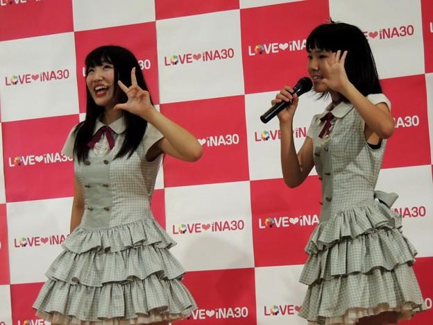 写真: LOVE INA30 でしたー!