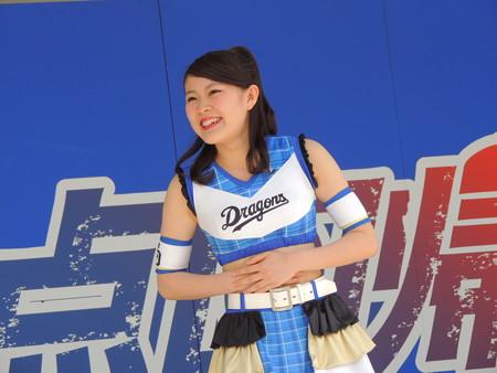 青木里加さん。