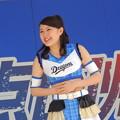 写真: 青木里加さん。