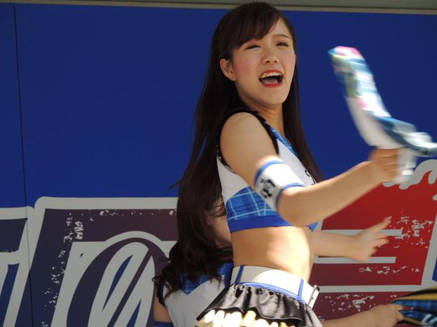 写真: 宮嶋さやかさん。