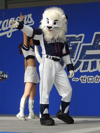 埼玉西武ライオンズ。