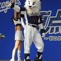 写真: 埼玉西武ライオンズ。