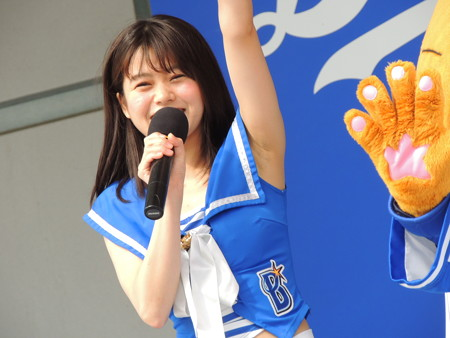 Ayumiさん。