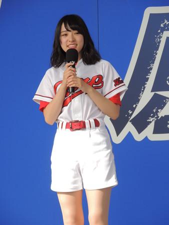 土橋愛美さん。