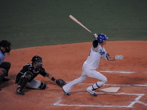 写真: 遠藤一星選手。