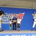 写真: 阪神ファンとドラファン。