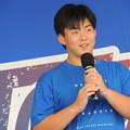 写真: 小笠原慎之介選手。