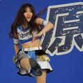 写真: 小木曽志穂さん。
