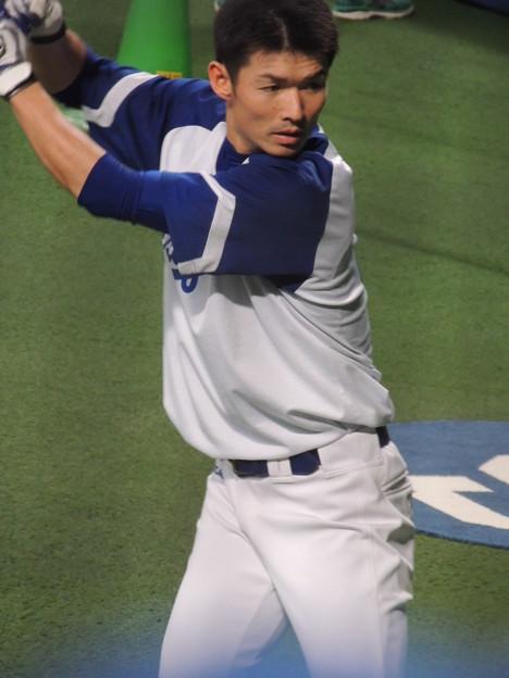 写真: 谷哲也選手。