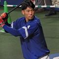 写真: 藤井淳志選手。