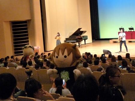 石田洋介さんライブ。