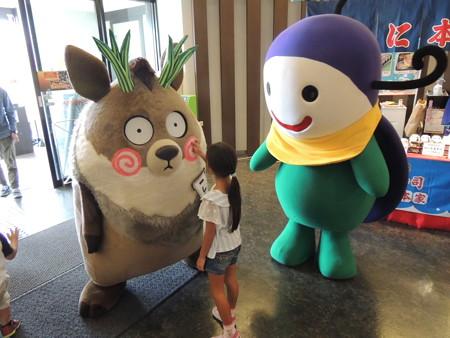 9/18(祝) 蟹江でZATインターナショナルのアクション忍者ショーを見てきました。