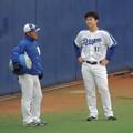 塚本コーチ。