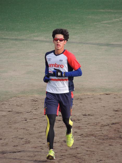 鈴木翔太選手。