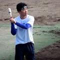 写真: 桂依央利選手。