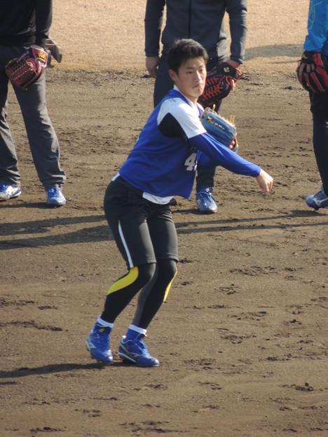 伊藤康祐選手。