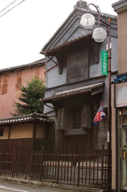 美濃街道ー稲葉宿