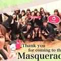 Photos: マスカレ最高!