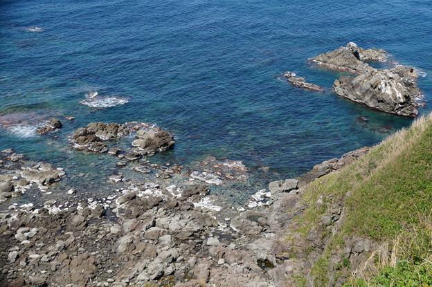 島最北端の海岸