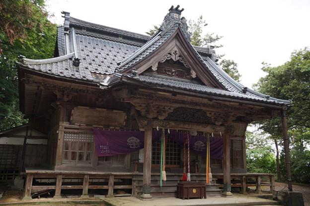 西奈彌羽黒神社