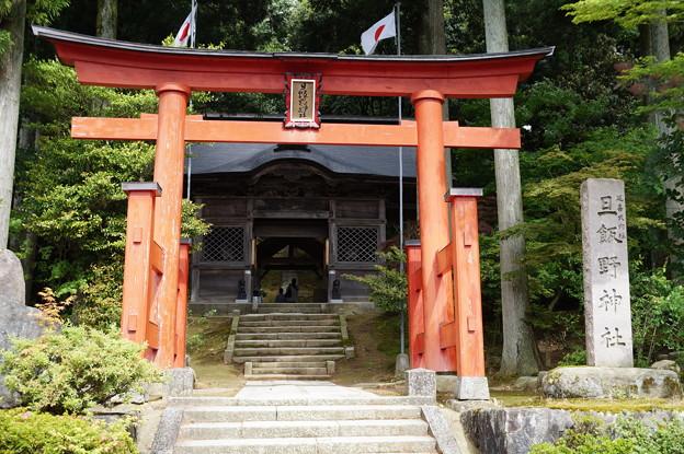 旦飯野神社 2