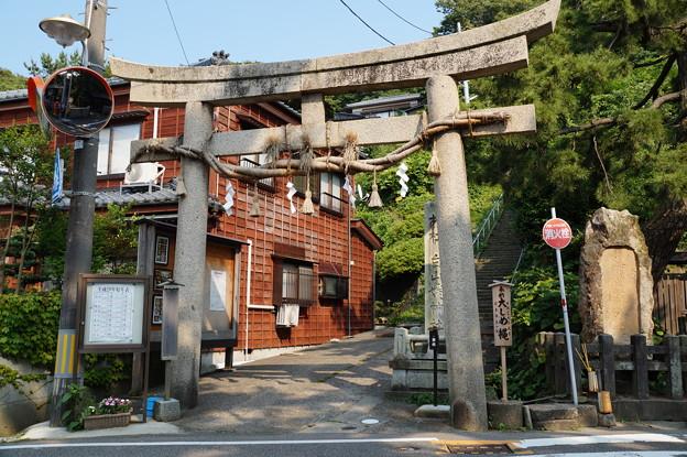 寺泊 白山媛神社 2