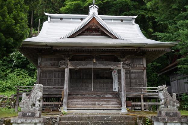 三島町 三島神社