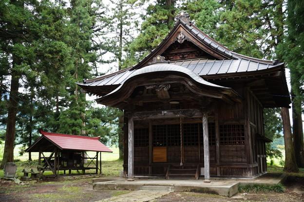 村社 熊野神社