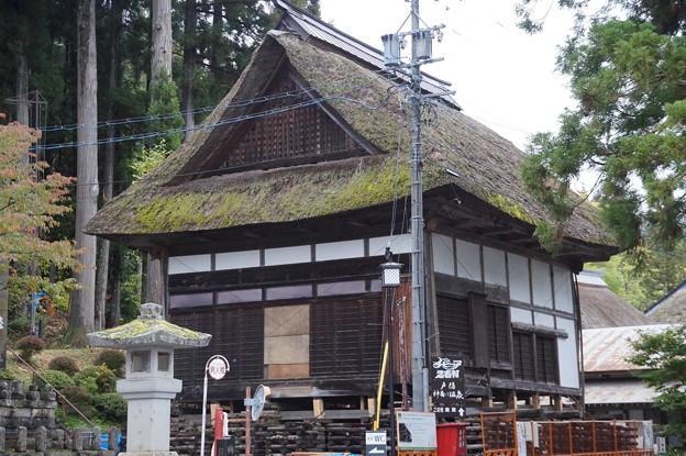 五斎神社 拝殿