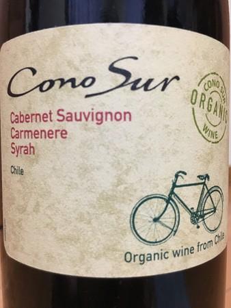Cono Sur Organic Cabernet Sauvignon Carmenere Syrah