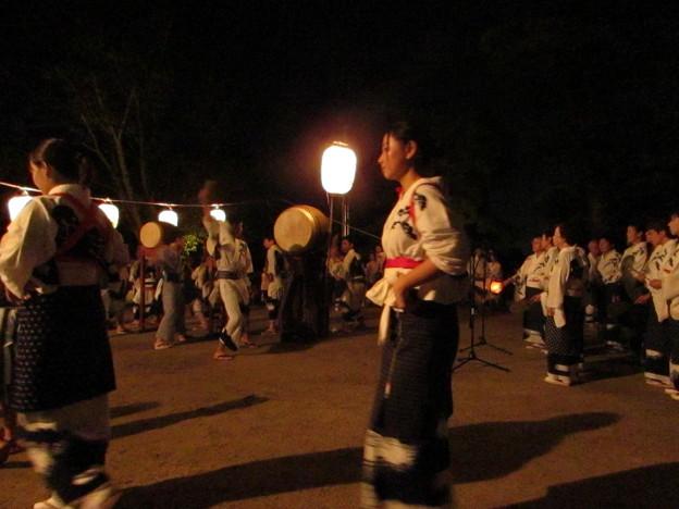松ヶ崎題目踊り1