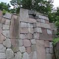 玉泉院丸庭園(色紙短冊積石垣)3