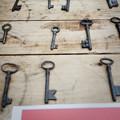 写真: 部屋の鍵売ります。