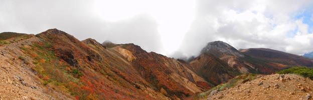 絶景 那須の紅葉
