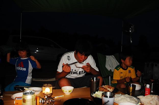 Photos: 雲見オートキャンプ場134