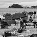 Photos: 水晶浜海水浴場 2017